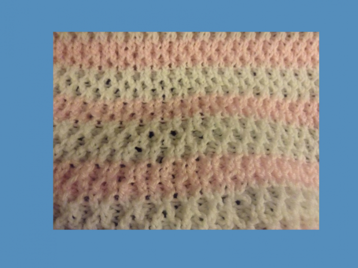 How To Knit Honeycomb Stitch On The Loom Loom Knit Central
