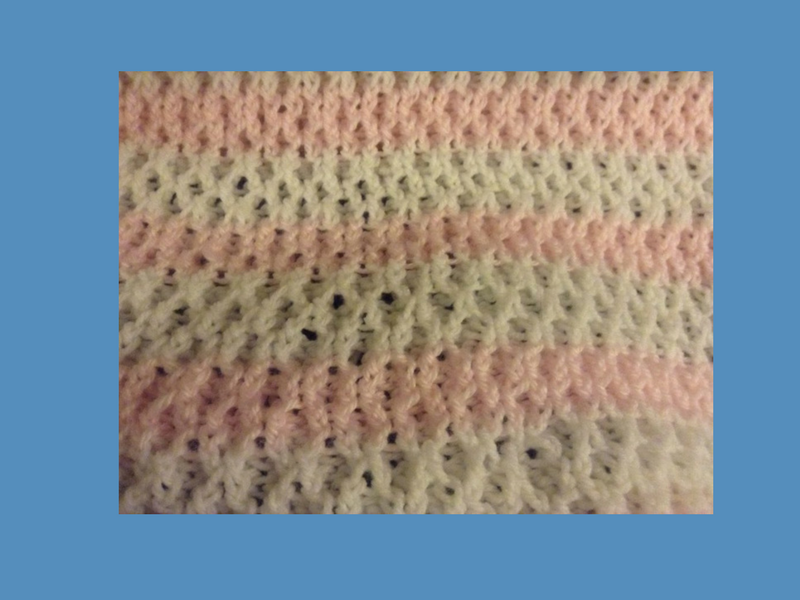 How to Knit Honeycomb Stitch on the Loom - Loom Knit Central