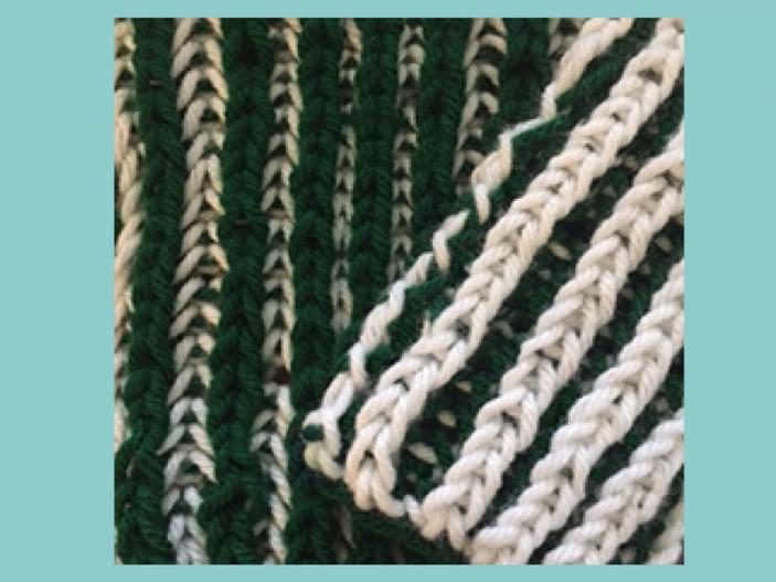 Brioche Stitch Double Knit Loom Loom Knit Central