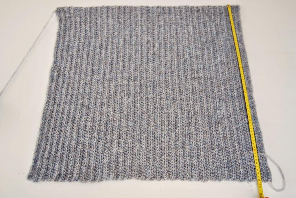Basic Shrug Pattern – How Lovely! - Loom Knit Central
