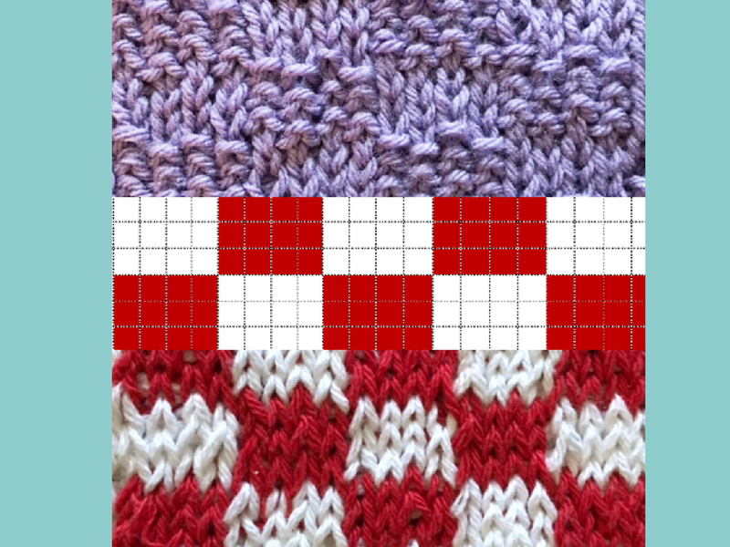 Knitting Pattern Central Blankets : Loom Knit Central - All Things Double-Knit Looming