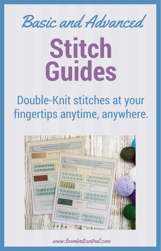 Star Stitch Loom Knit Central