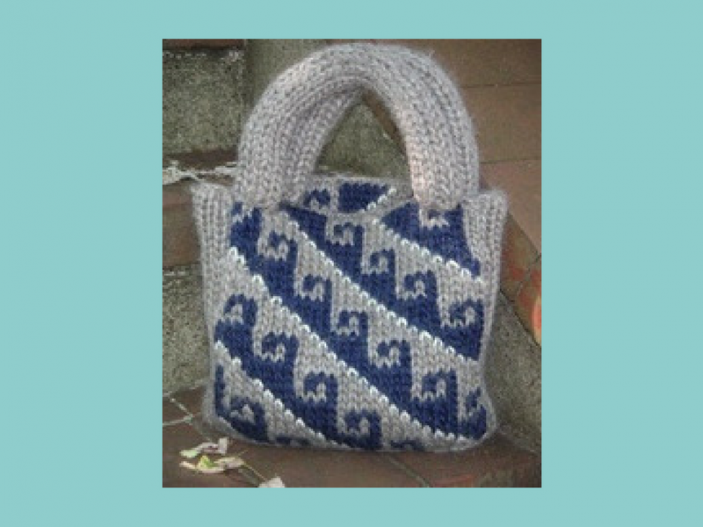 Get Hooked On This Little Bag Loom Knit Central