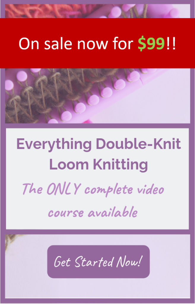 Star Stitch Loom Knit Central